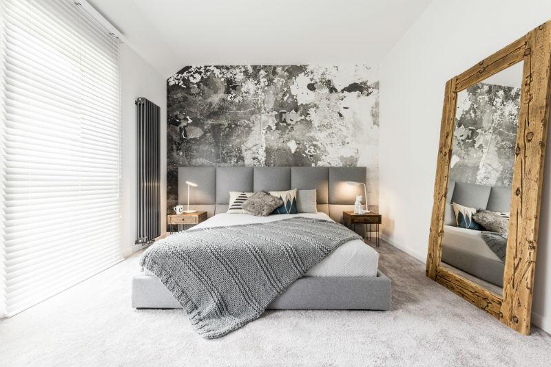 Lustro dekoracyjne - idealny dodatek do nowoczesnych wnętrz