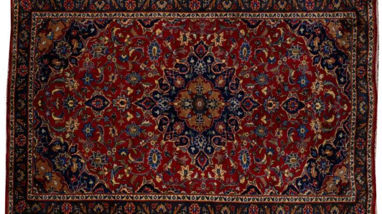 dywan perski tkany ręcznie