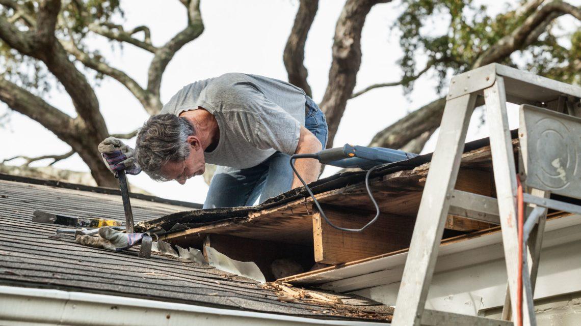 ulatwienie domowych porzadkow dzieki drabinie dachowej
