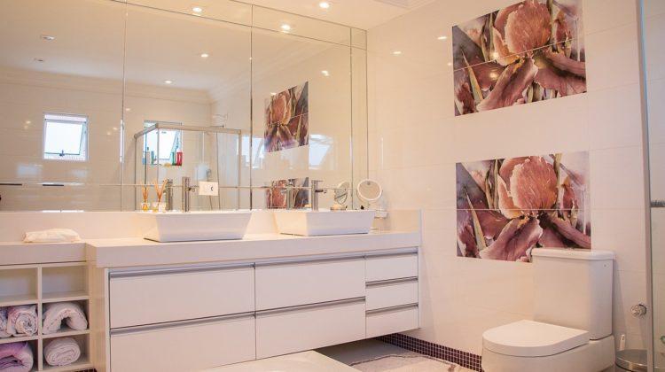 Jak zagospodarować przestrzeń w łazience