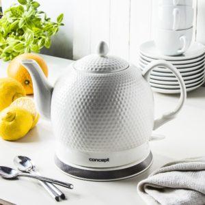 czajnik elektryczny ceramiczny concept