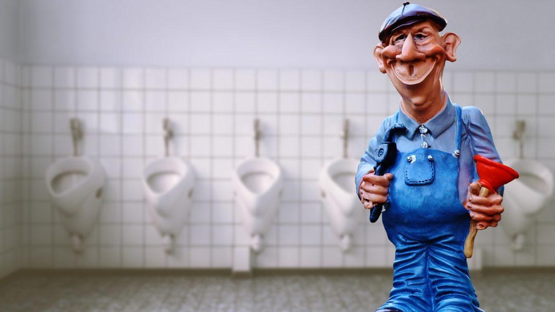 Toaleta publiczna w pandemii
