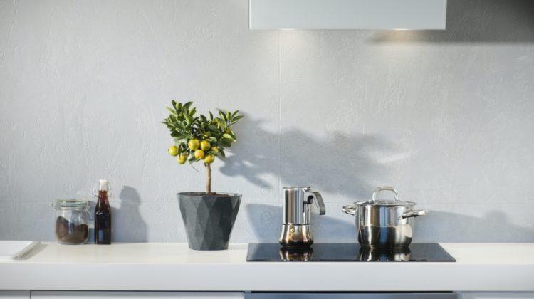 elegancka biel w kuchni – co wybrać do kuchni