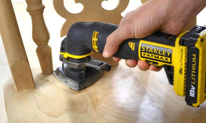 nowe akcesoria do elektronarzędzi Stanley