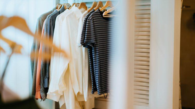 Oszczędzanie miejsca w szafie